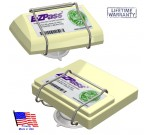 EZ Pass-Port™   Unbreakable Toll Pass Holder for NEW and OLD E-Z Pass, I Pass, PalPass, Fastrak, NC Quick Pass & more  (Closed now. Orders will ship on 2/25/19)